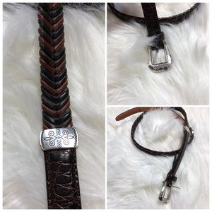 Brighton Latigo Leather Belt Q5108